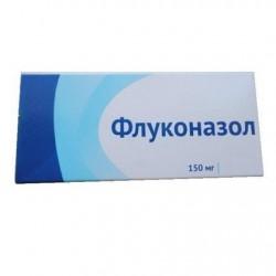 Флуконазол, капс. 150 мг №4